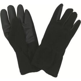 d662423c15c5c0 MFH Fleece-Fingerhandschuhe Alpin, winddicht, schwarz