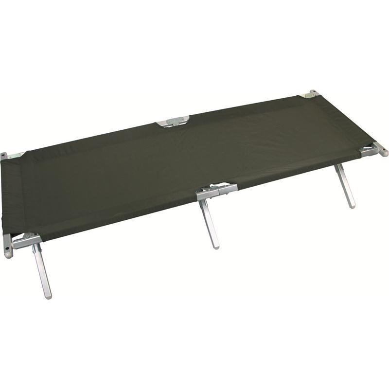 mfh us feldbett alu. Black Bedroom Furniture Sets. Home Design Ideas
