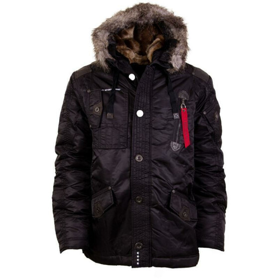 FREE SPIRIT Kerington Jacket, black