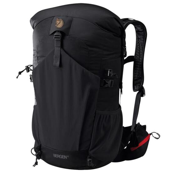 mfh bw rucksack mit tr ger schwarz. Black Bedroom Furniture Sets. Home Design Ideas