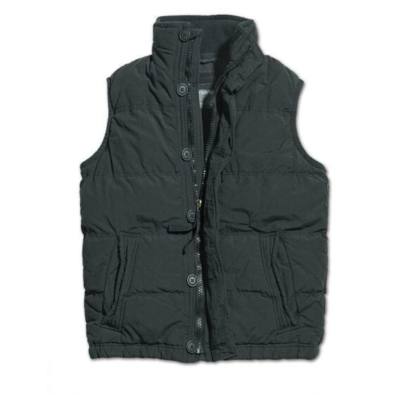 SURPLUS Rock Mountain Vest, schwarz