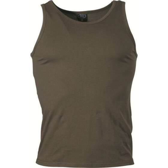 MFH US Tank-Top, oliv M