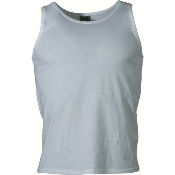 MFH US Tank-Top, white XXL