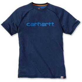 CARHARTT RUGGED STRETCH canvas Short Navy w34