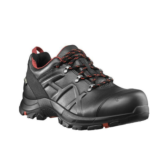 HAIX BLACK EAGLE Safety 54 low, schwarz rot