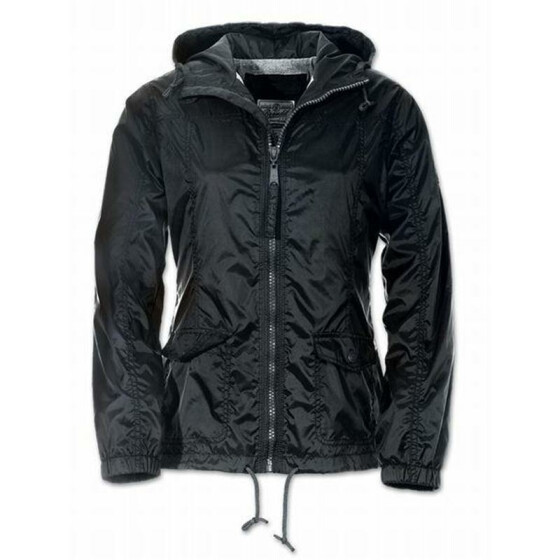 BRANDIT Seven Hills Jacket Women, black S