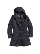 SURPLUS XYLONTUM Winter Coat WN, dark blue XL