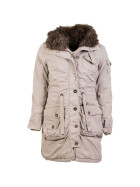 FREE SPIRIT SALLY Ladies Jacket, sand XL