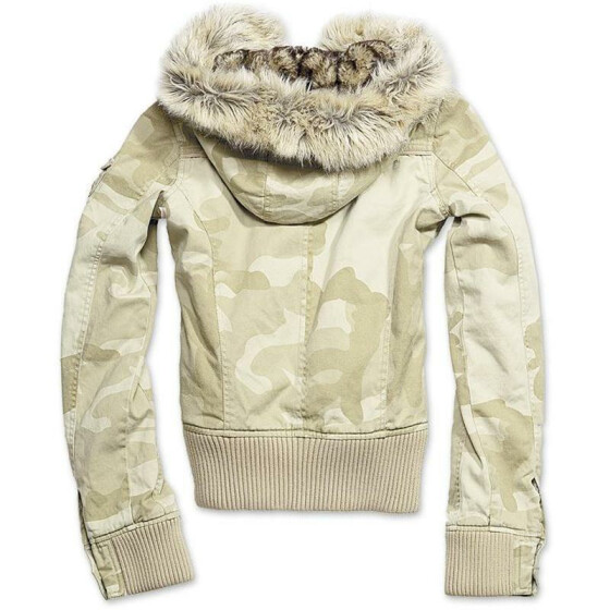SURPLUS Ladies Blouson, 3-col-desert L
