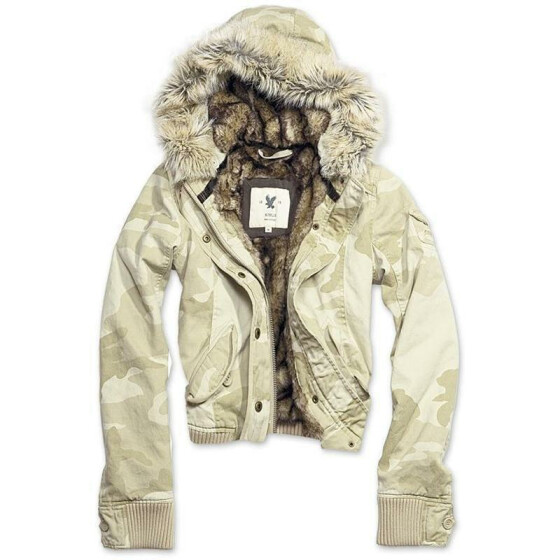 SURPLUS Ladies Blouson, 3-col-desert XXL