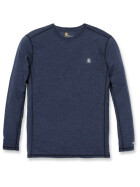 CARHARTT Force Extremes T-Shirt L/S, navy heather