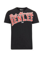 BENLEE Men Regular Fit T-Shirt GROSSO, black