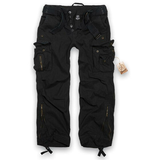 BRANDIT Royal Vintage Trouser, black 4XL