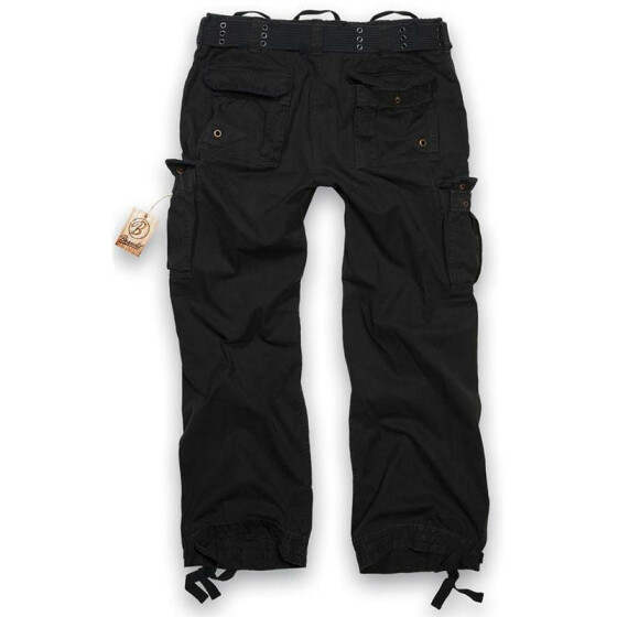 BRANDIT Royal Vintage Trouser, black 7XL