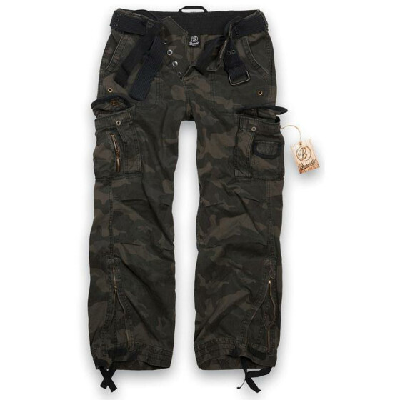 BRANDIT Royal Vintage Trouser, darkcamo S