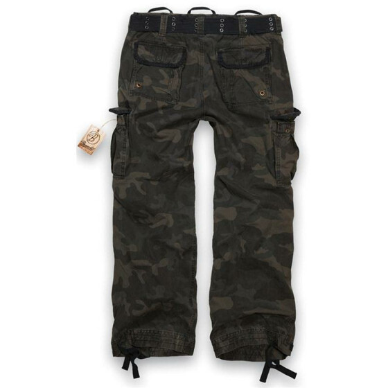 BRANDIT Royal Vintage Trouser, darkcamo 4XL