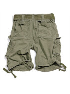 SURPLUS Division Short, oliv S - 84 cm (32/33 Inches)