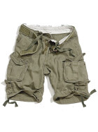 SURPLUS Division Short, oliv XXL - 104 cm