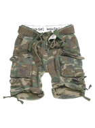 SURPLUS Division Short, woodland S - 84 cm (32/33 Inches)