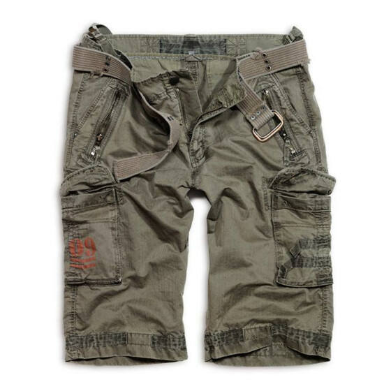 SURPLUS Royal Shorts, royalgreen S