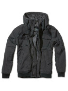 BRANDIT Bronx Jacket, black XL
