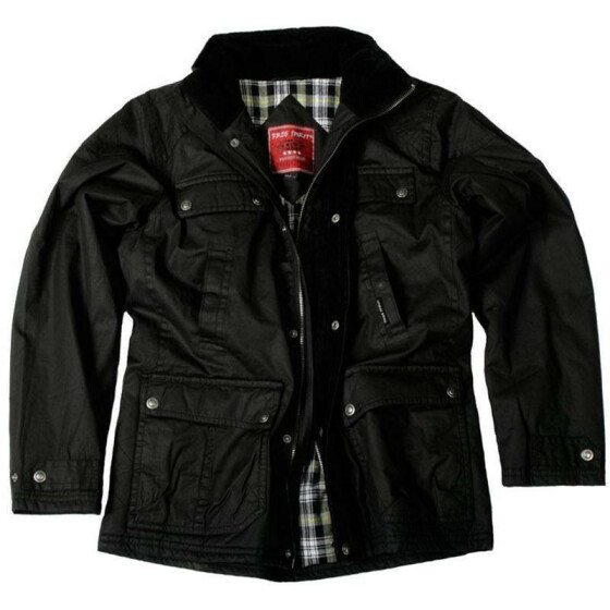 FREE SPIRIT SOLAR Jacket, black L