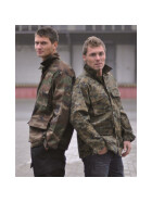 MILTEC US FELDJACKE TYP BDU, Digital Woodland XL
