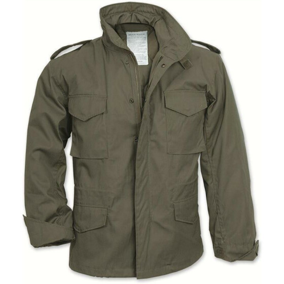 SURPLUS US Feldjacke M65, oliv XL
