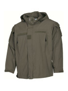 MFH US Soft Shell Jacke Level 5, oliv XXL