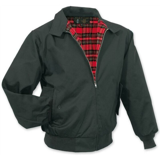 SURPLUS King George 59 Jacket, black S