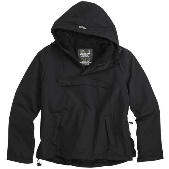 SURPLUS Windbreaker, schwarz XL