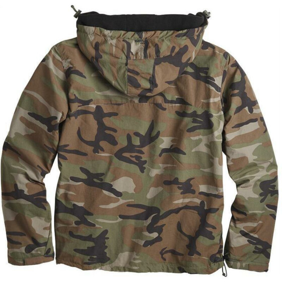 SURPLUS Windbreaker, woodland XXL