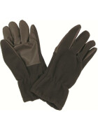 MFH Fleece-Fingerhandschuhe Alpin, winddicht, oliv L