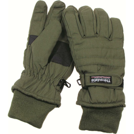 MFH Fingerhandschuhe, Thinsulate, oliv