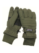MFH Fingerhandschuhe, Thinsulate, oliv M