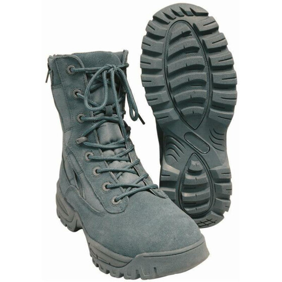 MILTEC Tactical Boots, Two-Zip, foliage