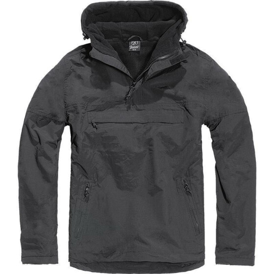 BRANDIT Windbreaker, black XXL