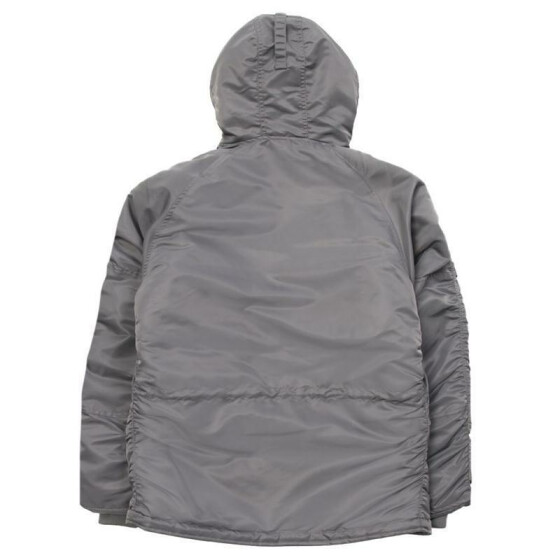 Alpha Industries  US Pilotenjacke N3B, gunmetal