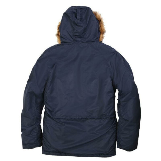 Alpha Industries  US Pilotenjacke N3B, rep. blue