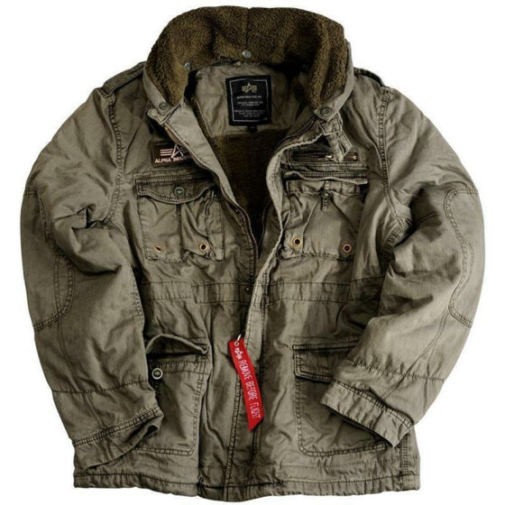 Alpha Industries  ROD Jacket, olive