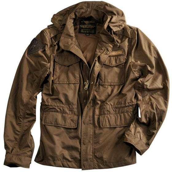 Alpha Industries  UNIT, brown