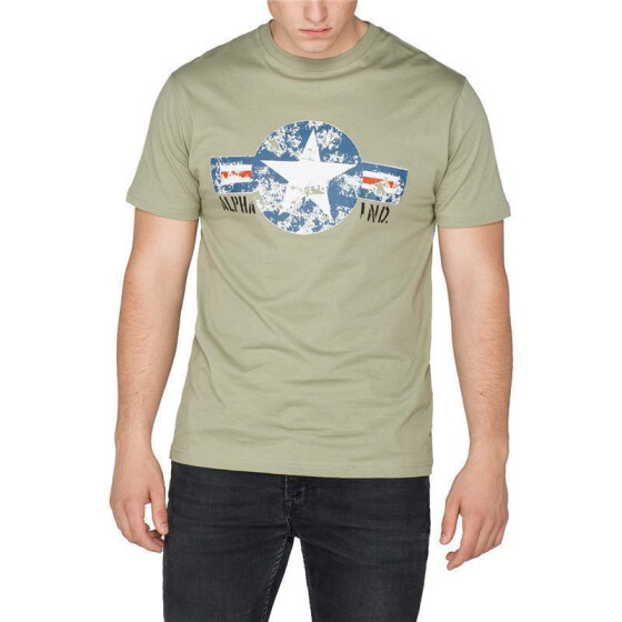 Alpha Industries  USAF T, olive