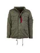 Alpha Industries  WESTON, olive