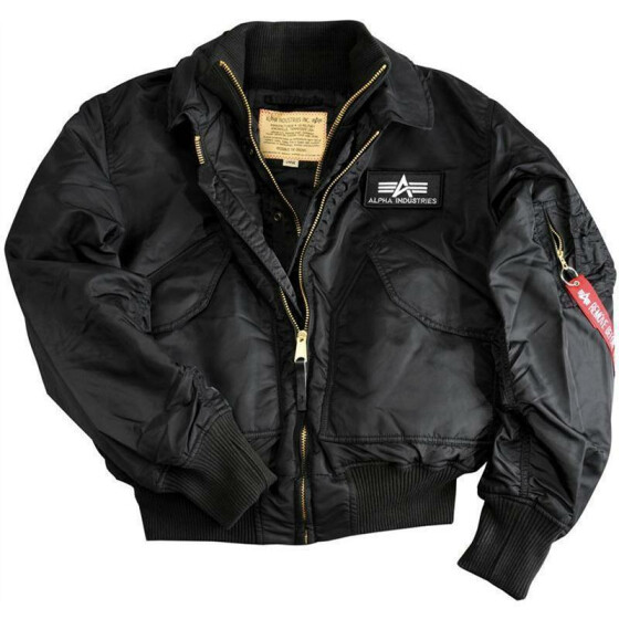 Alpha Industries  X-FORCE, black L