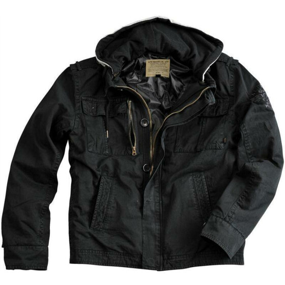 Alpha Industries  COBRA, black XL