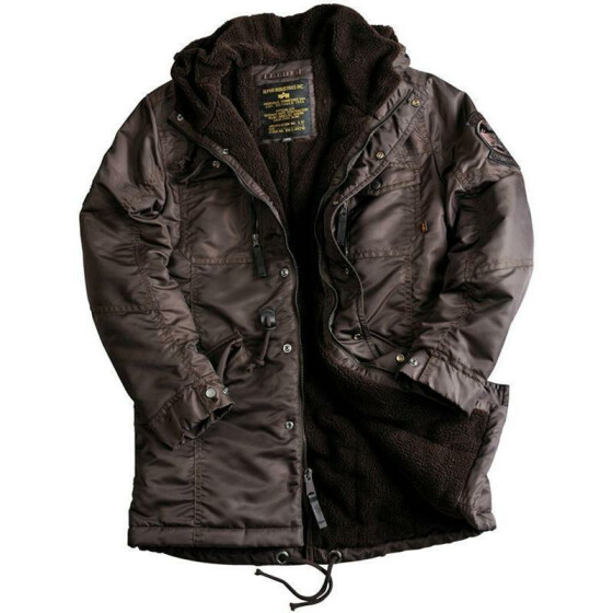 Alpha Industries  STATION, deep brown