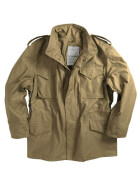 Alpha Industries  US Feldjacke M65, khaki S