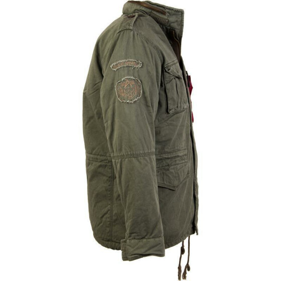 Alpha Industries  WESTON, olive S