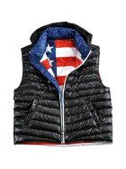 Alpha Industries  Down Vest, black