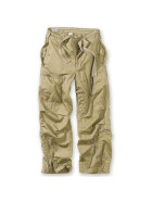 SURPLUS Infantry Cargo Trouser, stonewashed, camel XL / 95 cm